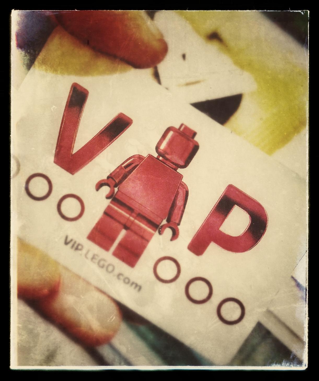 Lego Vip Clubkarte