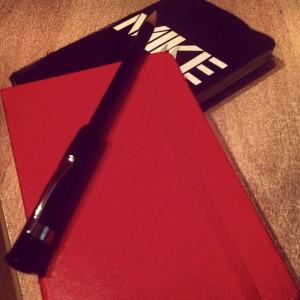 GTD Notizbuch von Mike Meier // Stockerau // der-meier.at / Michael Meier / Produktivität